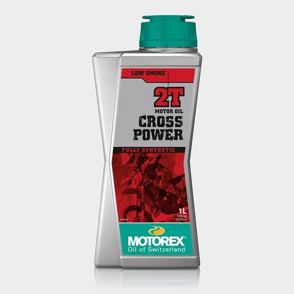 MOTOREX 2T CROSS POWER 1L